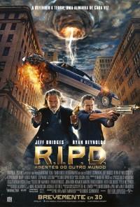 Poster do filme R.I.P.D. Agentes do Outro Mundo / R.I.P.D. (2013)