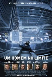 Poster do filme Um Homem no Limite / Man on a Ledge (2012)