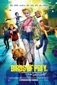 Poster do filme Birds of Prey (e a Fantabulástica Emancipação de Uma Harley Quinn) / Birds of Prey (and the Fantabulous Emancipation of One Harley Quinn) (2020)