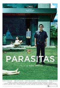 Poster do filme Parasitas / Gisaengchung / Parasite (2019)