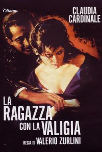 Poster do filme A Rapariga da Mala / La ragazza con la valigia (1961)