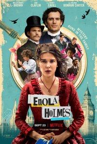 Poster do filme Enola Holmes (2020)