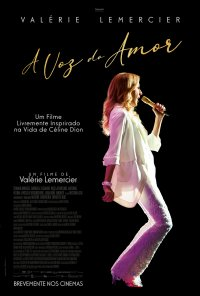 Poster do filme A Voz do Amor / Aline (2020)