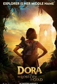 Poster do filme Dora e a Cidade Perdida / Dora and the Lost City of Gold (2019)
