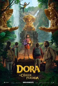 Poster do filme Dora e a Cidade Perdida / Dora and the Lost City of Gold (2019)