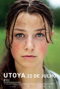 Poster do filme Utoya, 22 de Julho / Utøya 22. juli (2018)