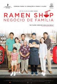 Poster do filme Ramen Shop - Negócio de Família / Ramen Teh / Ramen Shop (2018)