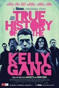 Poster do filme O Bando de Ned Kelly / True History of the Kelly Gang (2020)