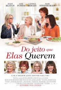 Poster do filme Do Jeito Que Elas Querem / Book Club (2018)