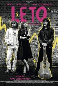 Poster do filme Verão / Leto (2018)