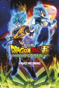Poster do filme Dragon Ball Super Broly / Doragon bôru chô: Burorî (2018)