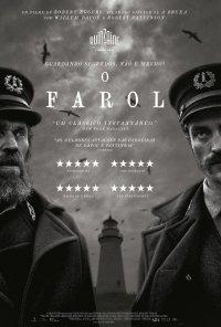 Poster do filme O Farol / The Lighthouse (2019)