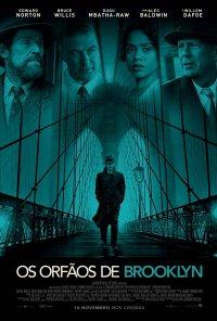 Poster do filme Os Orfãos de Brooklyn / Motherless Brooklyn (2019)
