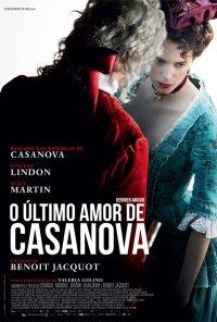 Poster do filme O Último Amor de Casanova / Dernier Amour (2019)