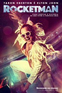 Poster do filme Rocketman (2019)