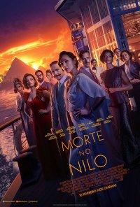 Poster do filme Morte no Nilo / Death on the Nile (2020)
