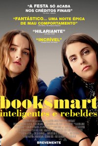 Poster do filme Booksmart - Inteligentes e Rebeldes / Booksmart (2019)