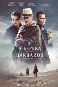 Poster do filme À Espera dos Bárbaros / Waiting for the Barbarians (2019)