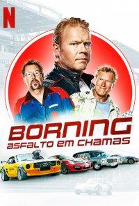 Poster do filme Borning: Asfalto em Chamas / Børning 3 (2020)