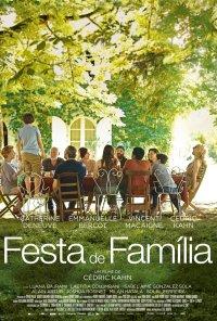 Poster do filme Festa de Família / Fête de famille (2019)