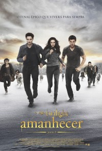 Poster do filme A Saga Twilight: Amanhecer - Parte 2 / The Twilight Saga: Breaking Dawn - Part 2 (2012)
