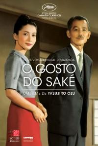 Poster do filme O Gosto do Saké / Sanma No Aji (1962)