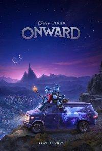 Poster do filme Bora Lá / Onward (2020)