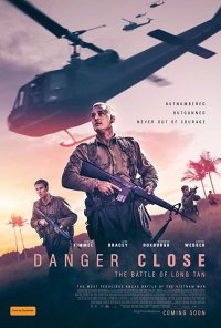 Poster do filme Danger Close: The Battle of Long Tan (2019)