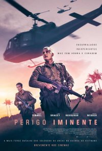 Poster do filme Perigo Iminente / Danger Close: The Battle of Long Tan (2019)