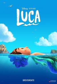 Poster do filme Luca (2021)