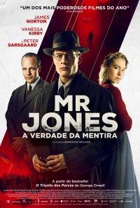 Poster do filme Mr. Jones - A Verdade da Mentira / Mr. Jones (2020)