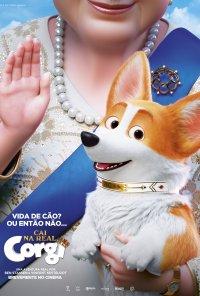 Poster do filme Cai na Real, Corgi / The Queen's Corgi (2019)