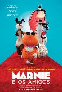Poster do filme Marnie e os Amigos / Marnies Welt (2018)