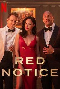 Poster do filme Aviso Vermelho / Red Notice (2021)