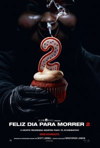 Poster do filme Feliz Dia Para Morrer 2 / Happy Death Day 2U (2019)