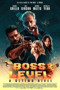 Poster do filme Boss Level - O Último Nível / Boss Level (2019)