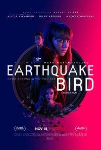 Poster do filme Delito Sem Provas / Earthquake Bird (2019)