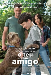 Poster do filme O Teu Melhor Amigo / Think Like a Dog (2020)