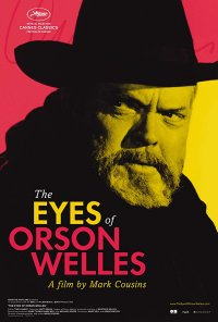 Poster do filme Os Olhos de Orson Welles / The Eyes of Orson Welles (2018)