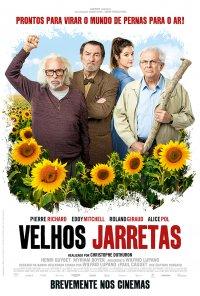 Poster do filme Velhos Jarretas / Les Vieux Fourneaux (2018)