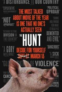 Poster do filme The Hunt (2020)