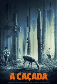 Poster do filme A Caçada / The Hunt (2020)