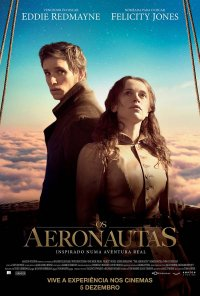 Poster do filme Os Aeronautas / The Aeronauts (2019)