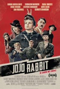 Poster do filme Jojo Rabbit (2019)