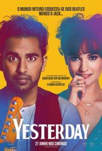 Poster do filme Yesterday (2019)
