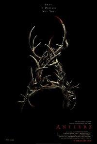Poster do filme Antlers (2020)