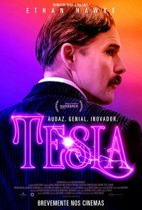 Poster do filme Tesla (2020)