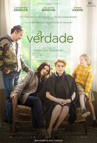 Poster do filme A Verdade / La Vérité (2019)