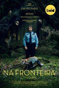 Poster do filme Na Fronteira / Gräns / Border (2018)