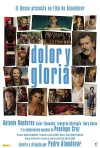 Poster do filme Dor e Glória / Dolor y Gloria (2019)